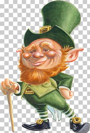 Ireland Leprechaun Saint Patrick's Day Irish People Irish Mythology PNG