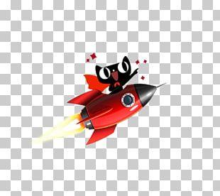 Rocket Computer File PNG
