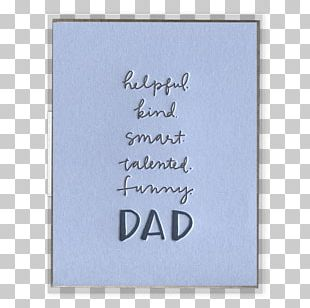 Wedding Invitation Greeting & Note Cards Father's Day PNG