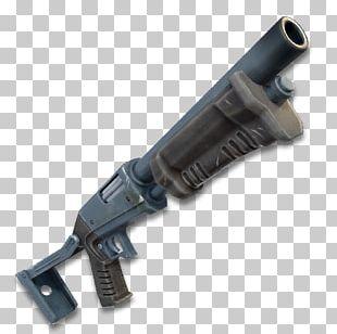 Combat Shotgun Firearm Weapon Fortnite PNG