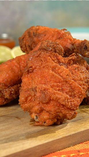 Crispy Fried Chicken Tandoori Chicken Buffalo Wing Indian Cuisine PNG