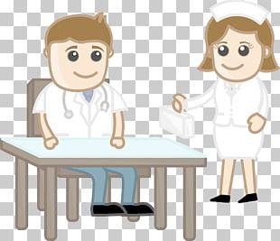 Nursing Physician Cartoon Medicine PNG