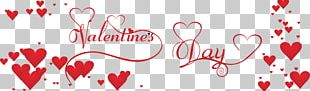 Wedding Invitation Valentines Day Heart Greeting Card PNG