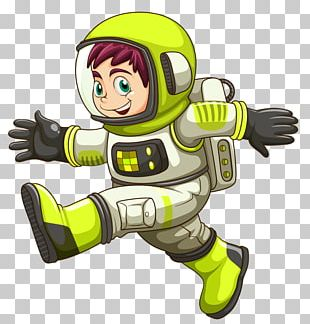 Astronaut Space Suit Cartoon Stock Photography PNG