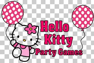 Hello Kitty Online Party Game PNG