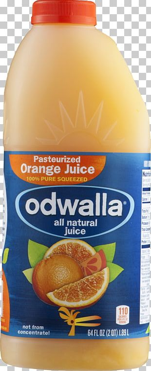 Orange Drink Orange Juice Smoothie Odwalla PNG