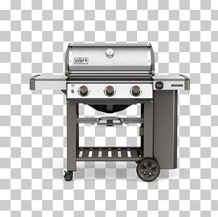 Barbecue Weber Genesis II S-310 Weber-Stephen Products Natural Gas Propane PNG