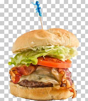 Hamburger Slider Cheeseburger Veggie Burger Fast Food PNG