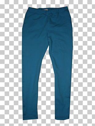 Jeans Cobalt Blue Slim-fit Pants PNG