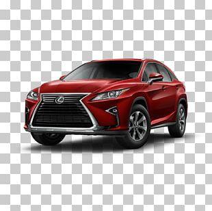 2018 Lexus RX 450h Sport Utility Vehicle Luxury Vehicle 2018 Lexus RX 350 F Sport PNG