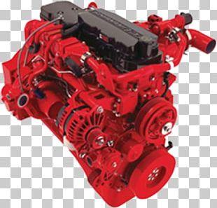 Navistar International Car Cummins B Series Engine PNG