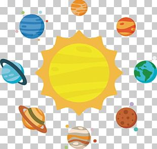 Solar System Planet PNG