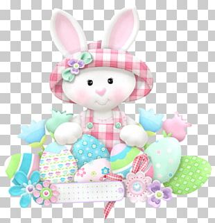 Easter Bunny Rabbit Easter Egg PNG