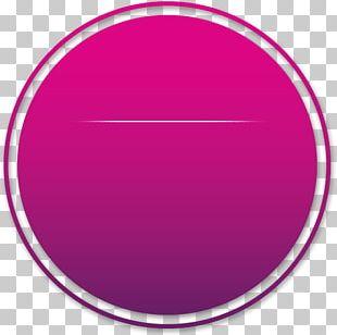 Pink Sticker Label PNG