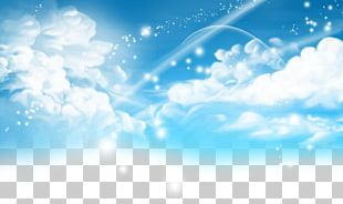 Sky Drawing Animation PNG