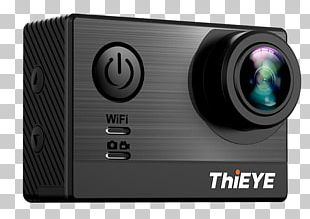 Action Camera ThiEYE T5 Video Cameras 4K Resolution PNG