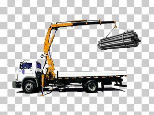 Caminhão Munck Guindaste Truck Transport Intermodal Container Forklift PNG