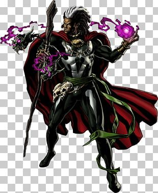 Marvel: Avengers Alliance Doctor Strange Brother Voodoo Angela Marvel Universe PNG