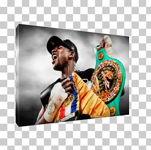 Floyd Mayweather Jr. Vs. Conor McGregor Canvas Painting Art Boxing PNG