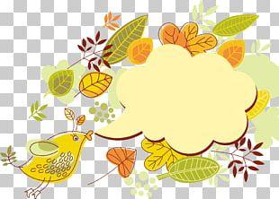 Autumn Leaf Color Cartoon PNG