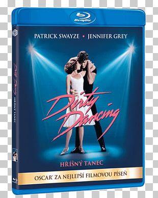 Blu-ray Disc DVD STXE6FIN GR EUR Dirty Dancing PNG