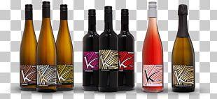 Liqueur Champagne Wine Glass Bottle PNG