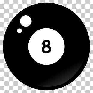 Magic 8-Ball 8 Ball Pool Eight-ball Computer Icons Billiards PNG