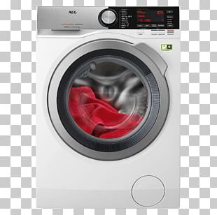 Washing Machines Clothes Dryer Home Appliance AEG Refrigerator PNG