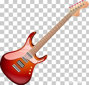 Bass Guitar Acoustic-electric Guitar Acoustic Guitar Musical Instruments PNG