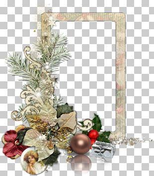 Christmas Frames Vintage Clothing PNG