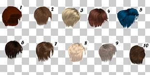 Mmd Hair Png Images Mmd Hair Clipart Free Download