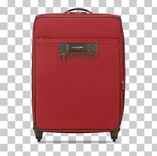 Hand Luggage Lancel Baggage Travel PNG