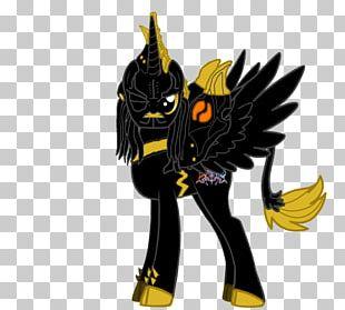 Pony Emperor Ackdos Gill Princess Luna Equestria Fan Art PNG