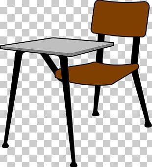 Table Desk School PNG