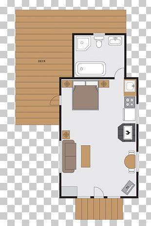 Floor Plan Log Cabin House Plan PNG