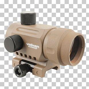 Red Dot Sight Reflector Sight Weaver Rail Mount Optics PNG