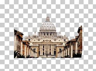 St. Peter's Basilica Sistine Chapel Vatican Museums St. Peter's Square Catechism Of The Catholic Church PNG