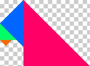 Triangle Area Magenta PNG