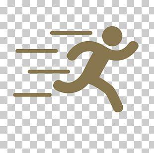 Running Hand Jogging Training Flower PNG