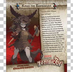 Zombicide Black Death Board Game CMON Limited PNG