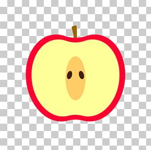 Smiley Apple Text Messaging PNG