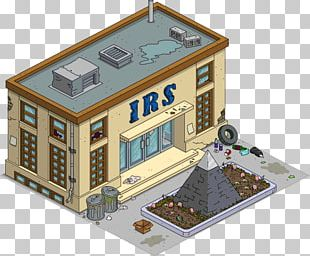 The Simpsons: Tapped Out The Simpsons Game Homer Simpson Building PNG