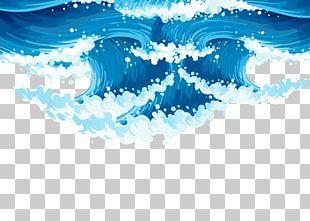 Desktop Wind Wave Sea PNG