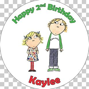 I Am Not Sleepy And I Will Not Go To Bed Charlie And Lola Birthday Cake Cartoon Television Show PNG