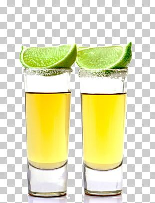 Cocktail Tequila Sunrise Lime Lemon PNG
