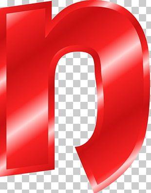 Letter Alphabet N PNG