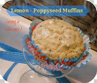 Muffin Poppy Seed White Bread Baking Cake PNG