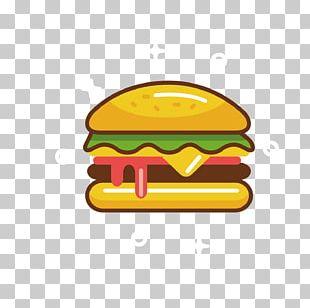 Hamburger Fast Food Cheeseburger PNG