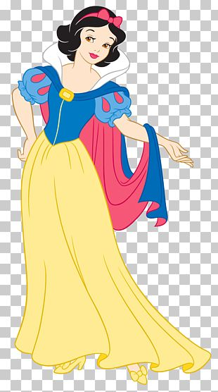 Snow White Queen Magic Mirror Dopey PNG