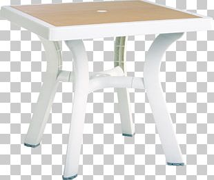 Table Stool Chair Garden Furniture PNG